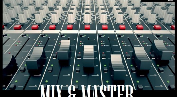 mix a mastering
